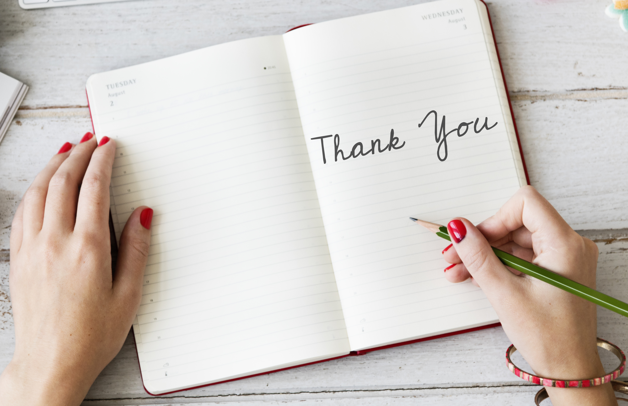 Can 'Thank You' Notes Change Your Business and Your Life?