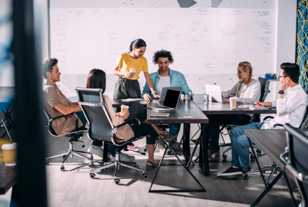 Networking Advantage of Coworking