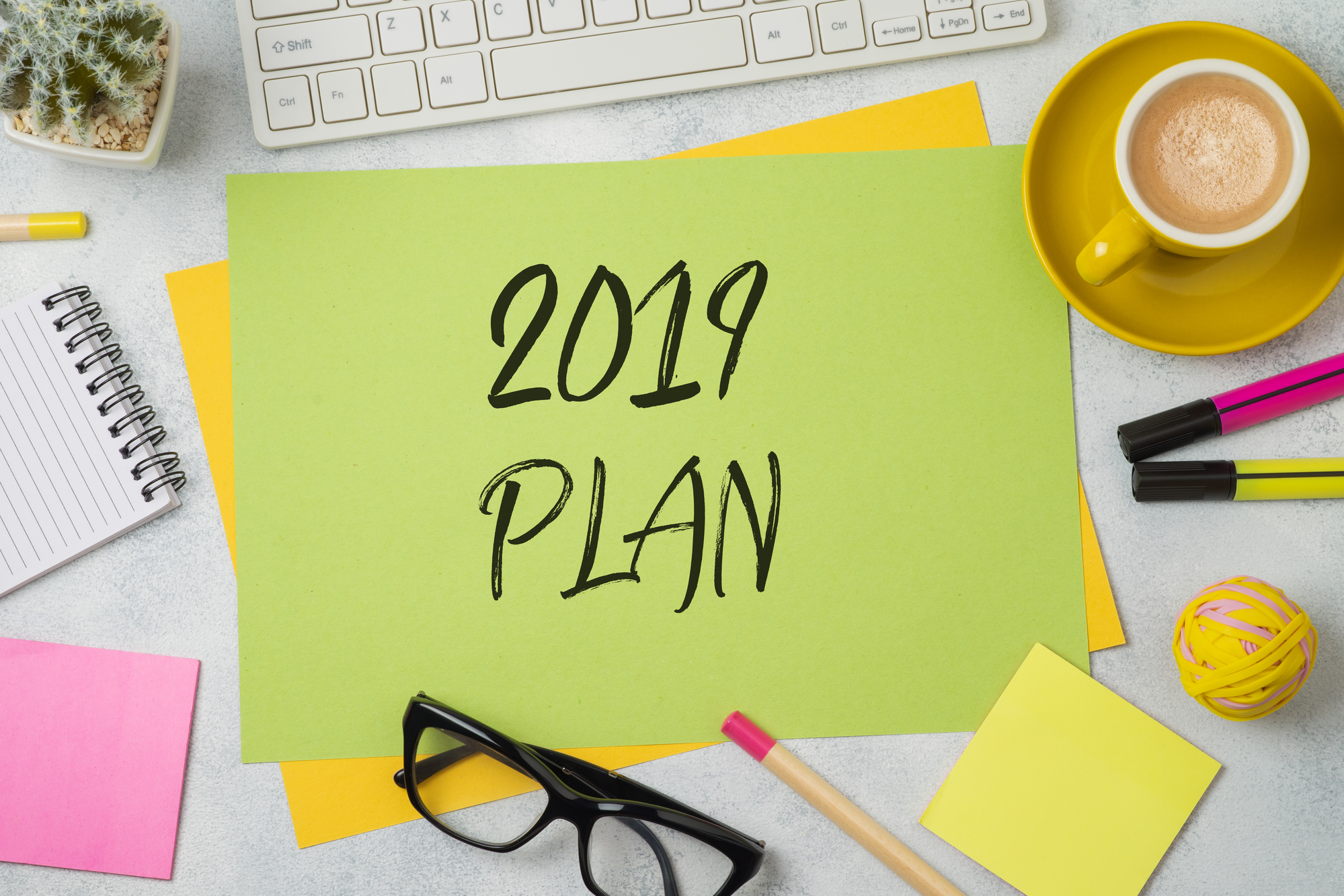 "Deploy This Strategy to Map Out Your ""Best Year Ever"" for 2019"
