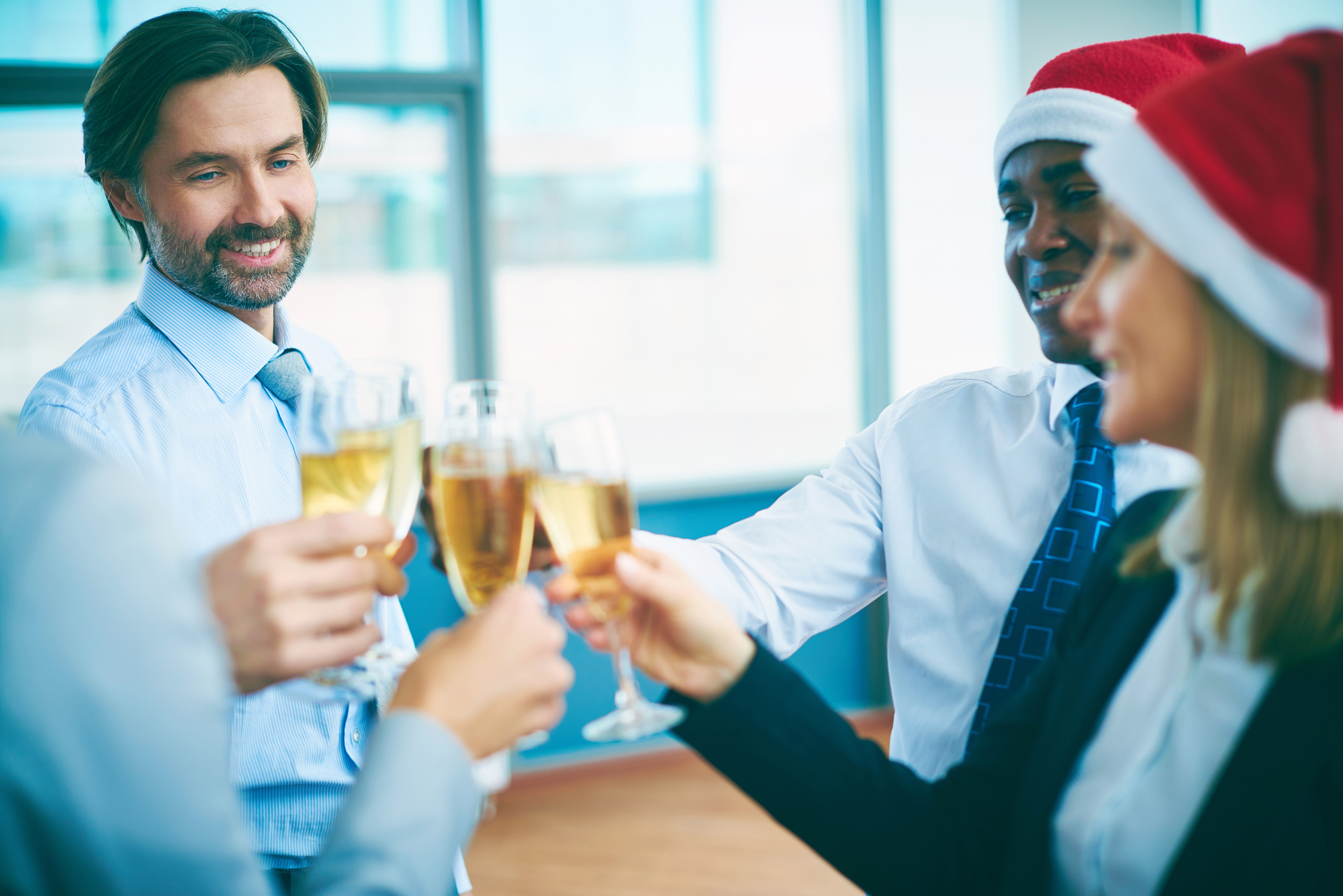 5 Tips to Get More Out of Holiday Events than Cookies and Cheer