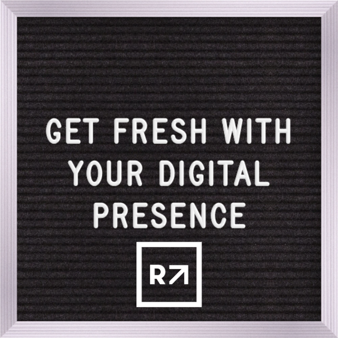 Keeping Your Digital Presence Fresh